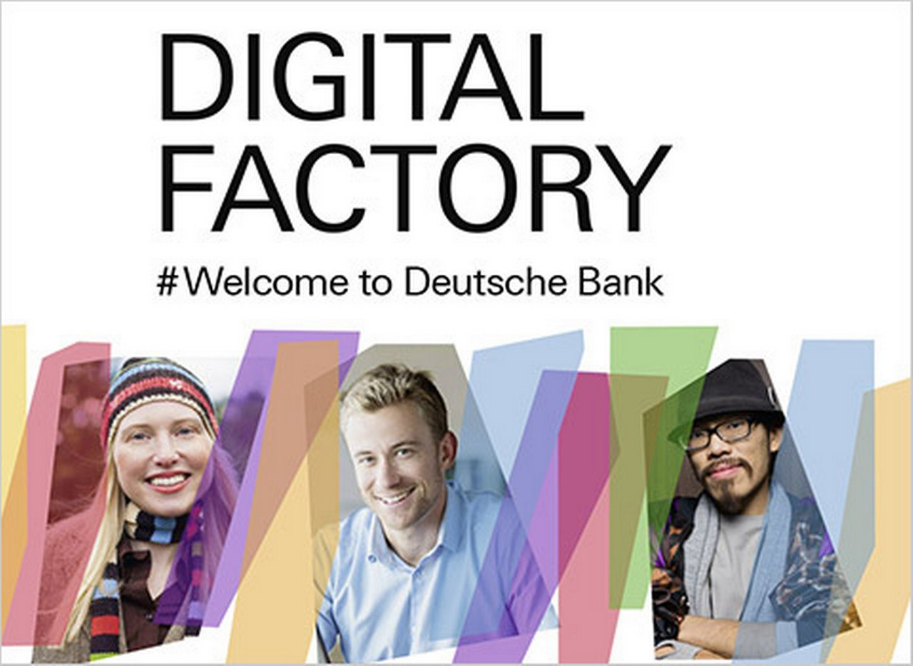 The opening of the Digital Factory in Frankfurt