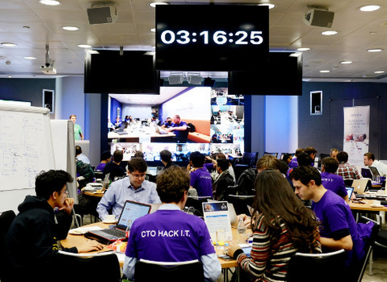 Deutsche Bank and Autistica develop autism app in 24 hour #DBTechHackathon