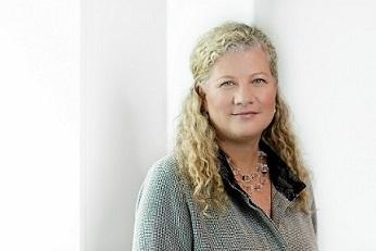 Kim Hammonds, Vorstandsmitglied und Group Chief Operating Officer der Deutschen Bank