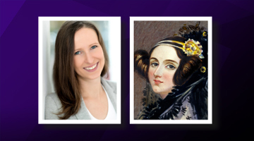 Martina Koehler –  Innovationslabor Berlin, Ada Lovelace – Mathematikerin und Schriftstellerin
