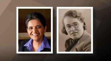 Sunila Shivpuri – Chief Security Officer, Asia Pacific, Joan Clarke – Cryptanalyst and numismatist