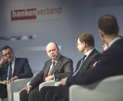 John Cryan at the German Banking Congress in Berlin